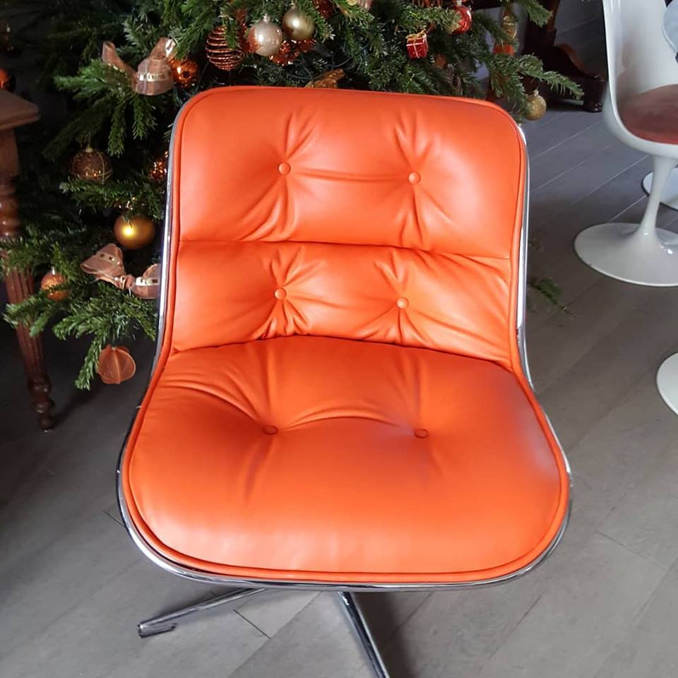 fauteuil charles pollock