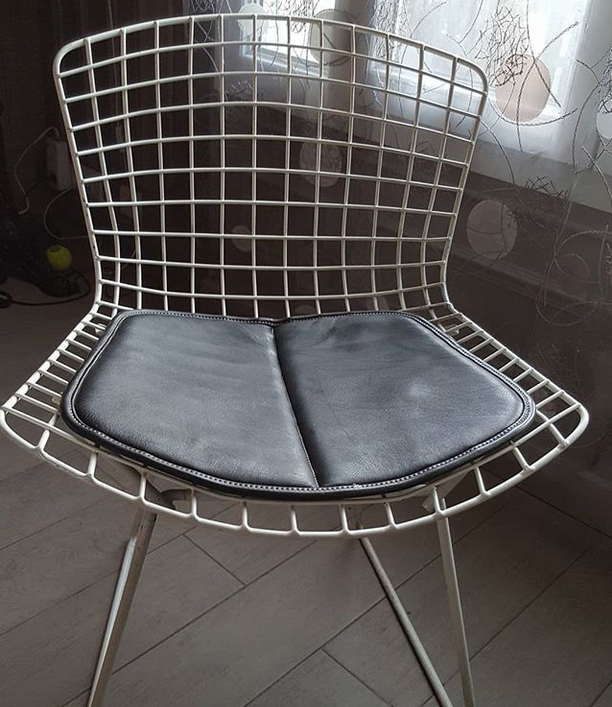 Chaise Bertoia Side