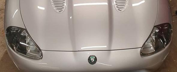 Jaguar XK8R